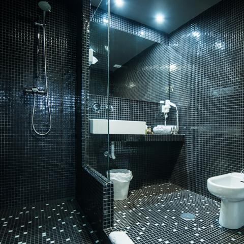 Baño de Junior suite